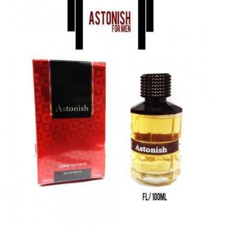 Astonish Crazy Moments for men Eau De Parfum 100 ML