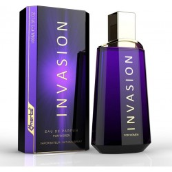 Invasion for women Eau de Parfum Spray 100ML - Omerta
