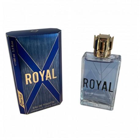 Royal for men Eau de Toilette Spray 100 ML Omerta