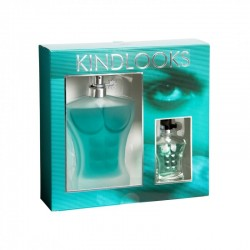 Kindlooks Pour Homme Eau de Toilette Spray EDT 100ml + 15ml Kindlooks - Real Time