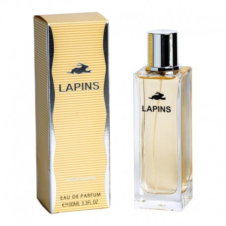 LAPINS Eau de parfum for women 100 ml - Real Time