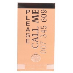 Please Call Me 007 345 609 Eau de parfum for women 100 ml - Real Time
