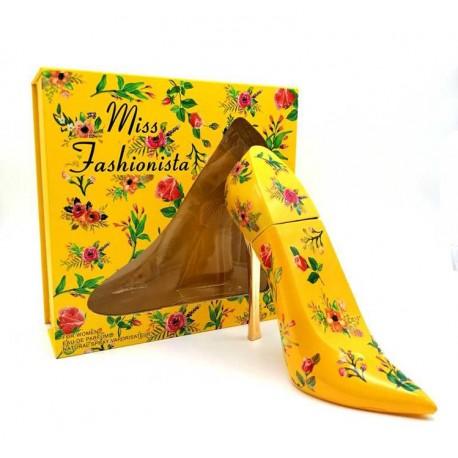 Miss Fashionista Yellow Pour Femme Eau de Parfum spray 100 ML
