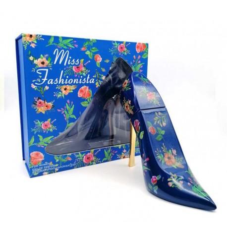 Miss Fashionista Blue Pour Femme Eau de Parfum spray 100 ML