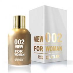 Chatler 002 - Eau de Toilette para Mujer 100 ml