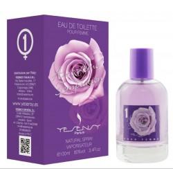 AME AME TEMPTATION Pour Femme Eau De Toilette Spray 100 ML