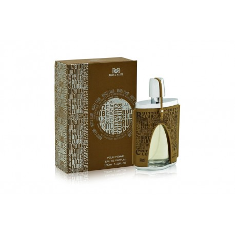 Rich & Ruitz Ruitz Club Eau de Parfum for Men 100 ML Spray
