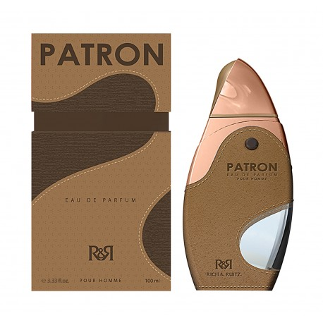Rich & Ruitz Patron Eau de Parfum for Men 100 ML Spray