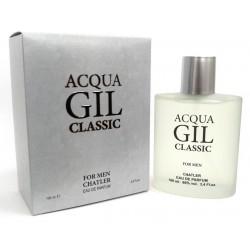 Chatler Acqua Gil Men - Eau de Parfum para Hombre 100 ml
