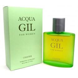 Chatier Acqua Gil Woman - Eau de Toilette para Mujer 100 ml