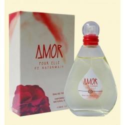Amor Pour Elle Eau de Toilette Spray de 100 ml