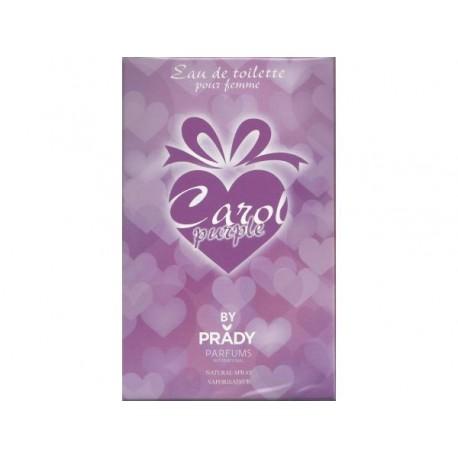Carol Purple Eau De Toilette Spray 100 ML