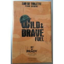 Wild & Brave Fuel El Eau De Toilette Spray 100 ML
