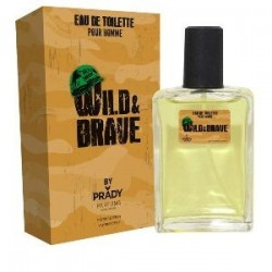 Wild & Brave Fuel El Eau De Toilette Spray 100 ML