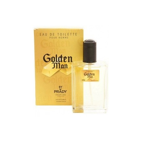 Millionaire Homme Eau De Toilette Spray 100 ML - Golden Man