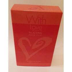 With Love Pour Femme Eau De Toilette Spray 100 ML