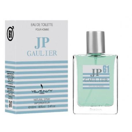 JP GAULTIER Pour Homme Eau De Toilette Spray 100 ML