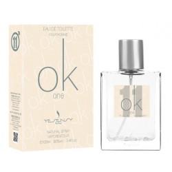 OK ONE Pour Homme Eau De Toilette Spray 100 ML