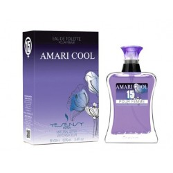 AMARI COOL Pour Femme Eau De Toilette Spray 100 ML