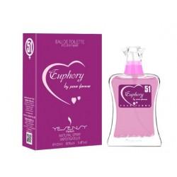 EUPHORY Pour Femme Eau De Toilette Spray 100 ML