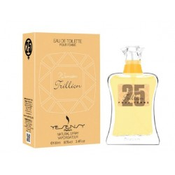 WOMAN TRILLION Pour Femme Eau De Toilette Spray 100 ML