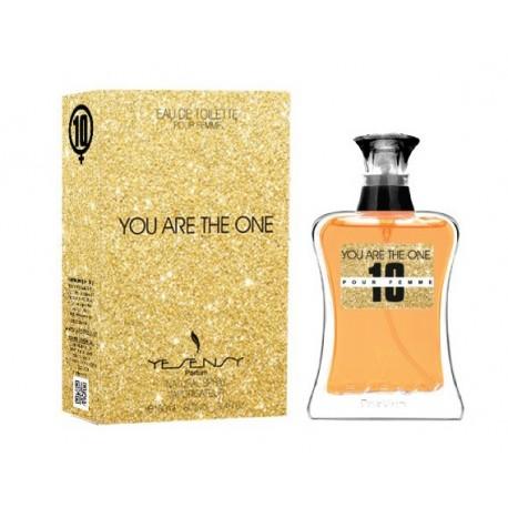 YOU ARE THE ONE Femme Eau De Toilette Spray 100 ML
