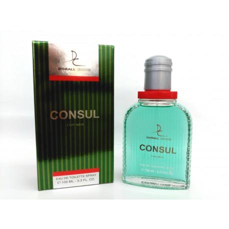 Consul For Men Eau De Toilette 100 ML - Dorall Collection
