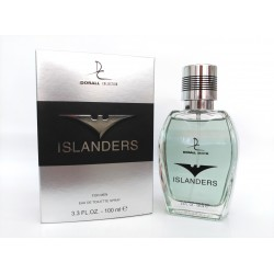 Islanders For Men Eau De Toilette 100 ML - Dorall Collection