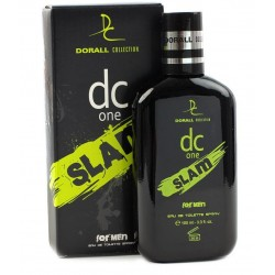 Dc One Slam For Men Eau De Toilette 100 ML - Dorall Collection