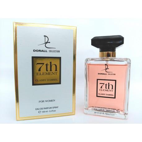 7 Th Element Classy Damsel For Woman Eau De Parfum 100 ML - Dorall Collection
