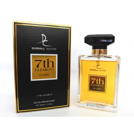 7 Th Element Classy For Woman Eau De Parfum 100 ML - Dorall Collection
