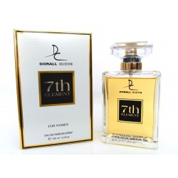 7 Th Element For Woman Eau De Parfum 100 ML - Dorall Collection