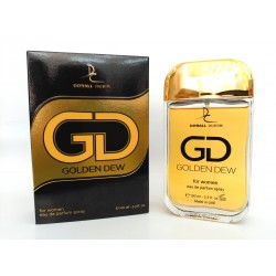 Golden Dew For Woman Eau De Parfum 100 ML - Dorall Collection