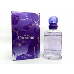 Violet Dreams For Woman Eau De Parfum 100 ML - Dorall Collection