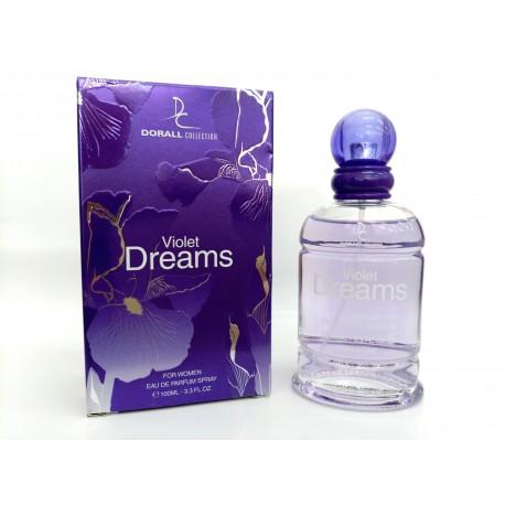 Violet Dreams For Woman Eau De Parfum 100 ML - Dorall Collection