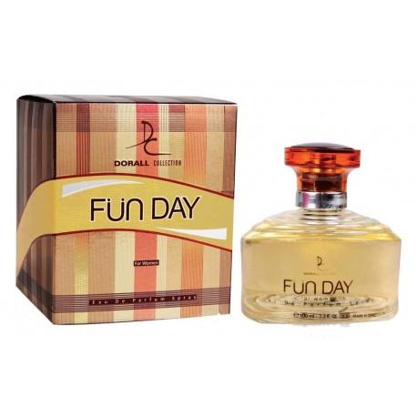 Fun Day For Women Eau De Toilette 100 ML - Dorall Collection