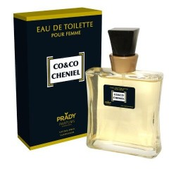 Co&Co Chennel Femme Eau De Toilette Spray 100 ML