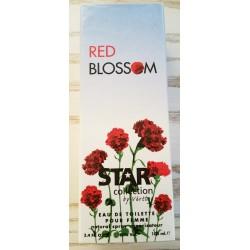Star Red Blossom Women
