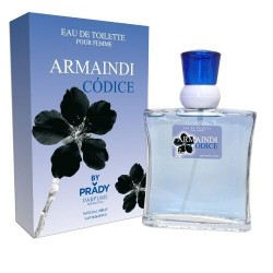 Armaindi Códice Femme Eau De Toilette Spray 100 ML