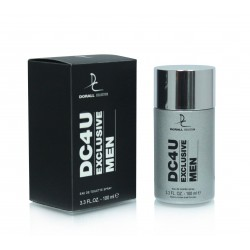 DC4U Exclusive Men Pour Homme Eau De Parfum 100 ML - Dorall Collection