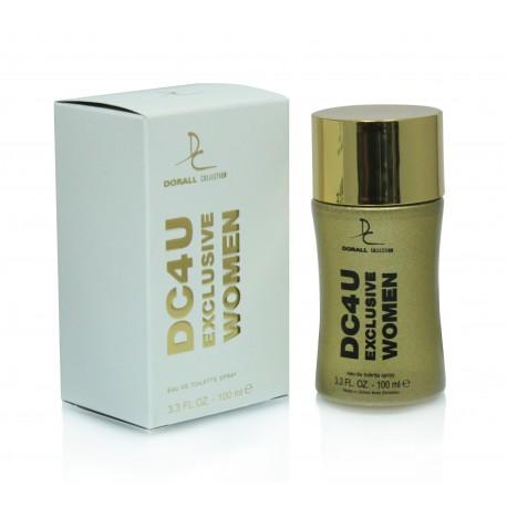 DU4U Exclusive For Woman Eau De Parfum 100 ML - Dorall Collection