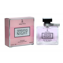 Sensuous Night For Woman Eau De Parfum 100 ML - Dorall Collection