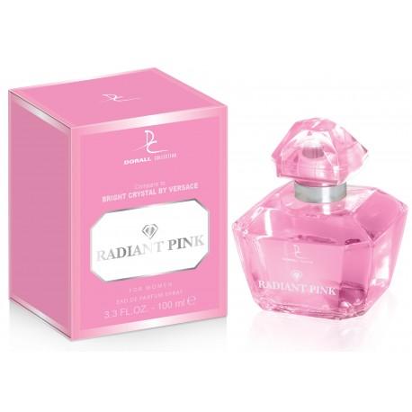 Radiant Pink For Woman Eau De Parfum 100 ML - Dorall Collection