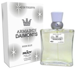 Armaindi Daimonts Femme Eau De Toilette Spray 100 ML