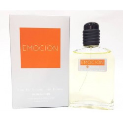 Emocion Eau de Toilette Spray de 100 ml