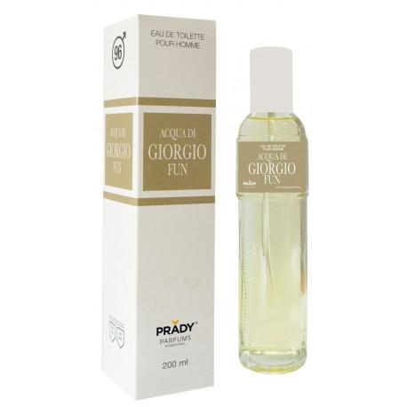 Acqua Di Giorgio Fun Homme Eau De Toilette Spray 200 ML