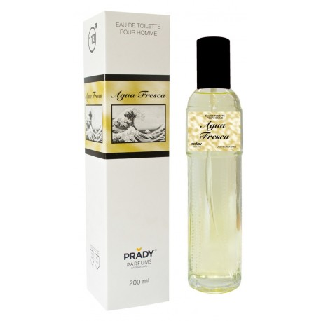 Agua Fresca Homme Eau De Toilette Spray 200 ML