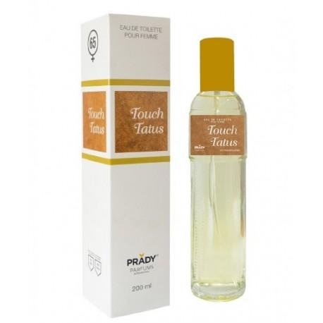 Touch Tatus Pour Femme Eau De Toilette Spray 200 ML