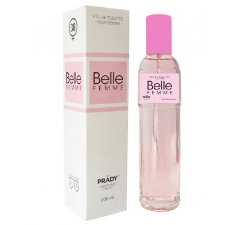 Belle Pour Femme Eau De Toilette Spray 200 ML
