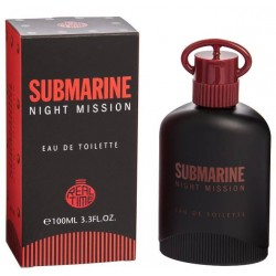 Submarine Night Mission for Men Real Time
